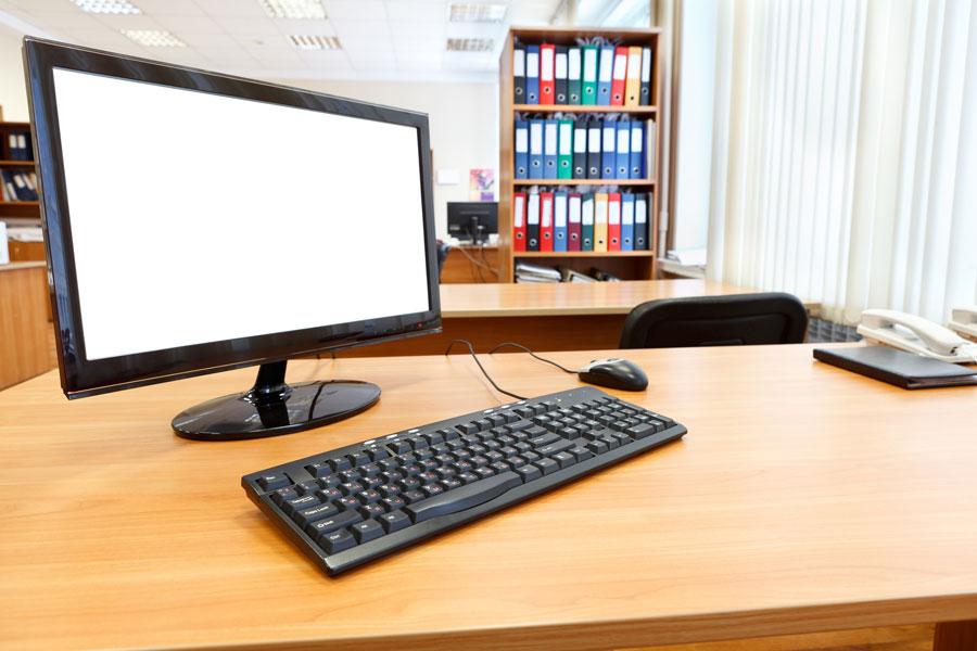 C mo mantener el escritorio ordenado material de - Escritorio habitacion ...