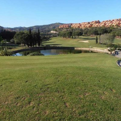 best golf course inm Marbella